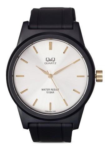 esprit 請人VR35J024Y 刻度顯示撞色圓錶, 錶類, 飾品配件