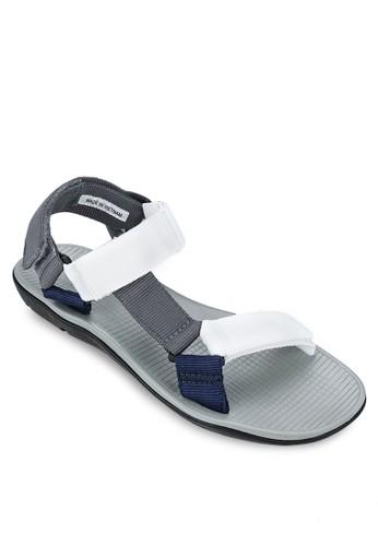 羅緞魔術氈輕便涼鞋, 鞋,zalora taiwan 時尚購物網 涼鞋及拖鞋