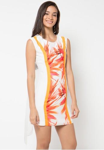 WHITEMODE white Brenda Dress WH193AA65QYCID_1