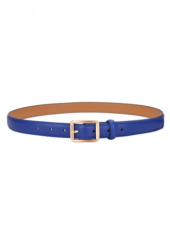Twenty Eight Shoes blue Metal Pin Buckle Leather Belt JW CY-101 9B1DAAC09F5173GS_1