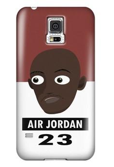 Air Jordan Matte Hard Case for Samsung Galaxy S5