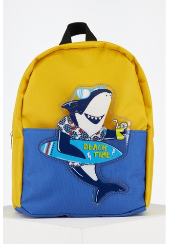DeFacto yellow Backpack 29F41KC3F82BB5GS_1