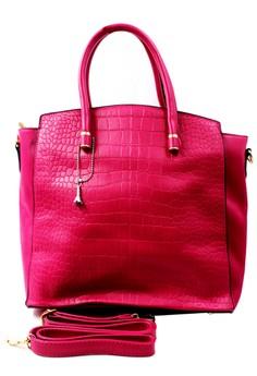 Lian Leather Shoulder Bag