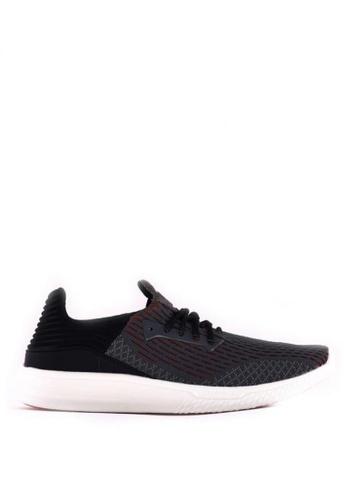 World Balance grey Urban Flex MS Sneakers 87450SH8A555C0GS_1