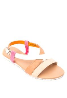 Shera Flat Sandals