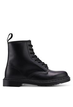 12b5ad916 Dr. Martens black Core Originals 1460 Mono 8 Eye Boots DR086SH0SX5FMY 1