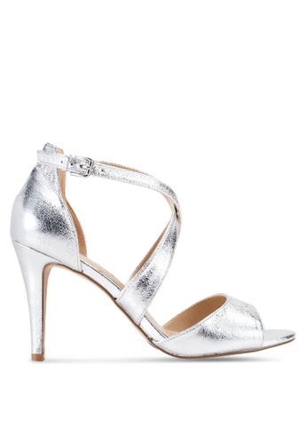Dorothy Perkins silver Silver Sasha Occasion Heeled Sandals DO816SH48DDZMY_1