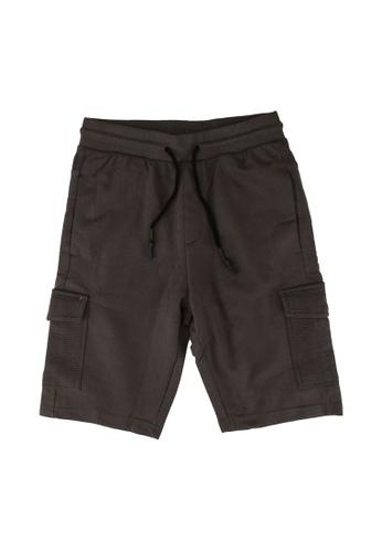 FOX Kids & Baby grey Cargo Shorts 31724KAE2DFDFCGS_1