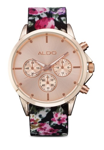 Patigno 三指針圓框aldo 台北錶, 錶類, 其它錶帶