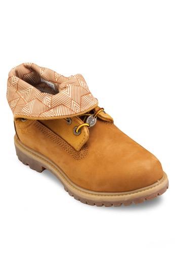 Timberland Women's Aesprit chinauthentics 翻領靴, 女鞋, 鞋