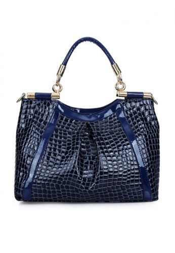 TCWK blue Fashion Handbag TC258AC34AERMY_1