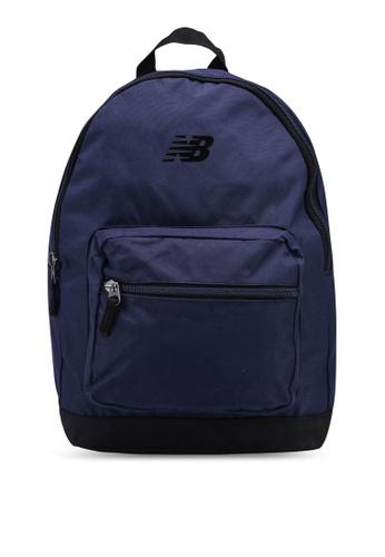 New Balance navy Classic Backpack 6BDAEAC0CF04CFGS_1
