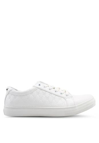 High Cultured white Logo Sneakers-340 35B0CSHC9FA787GS_1