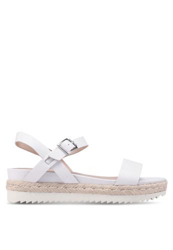 ALDO white Thialle Sandals F6B8FSH902EC36GS_1