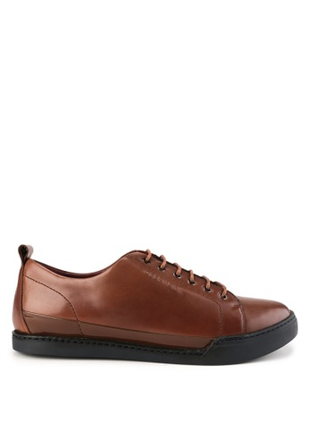 Obermain brown Obermain Cobb Karmelo - Slip On In Tan B72ACSHF605918GS_1