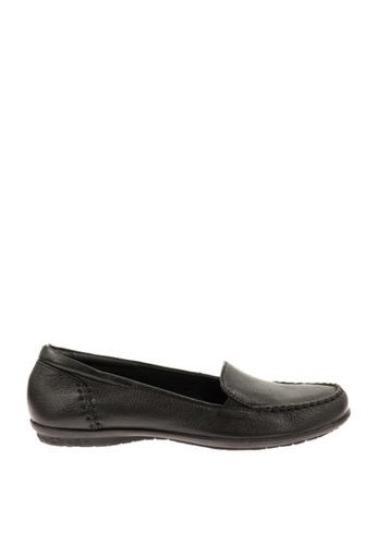 Hush Puppies black Ceil Mocc Casual Shoes HU326SH27AWQPH_1