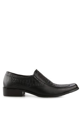 Cavallero black Fabian Formal Shoes CA263SH16HXFID_1