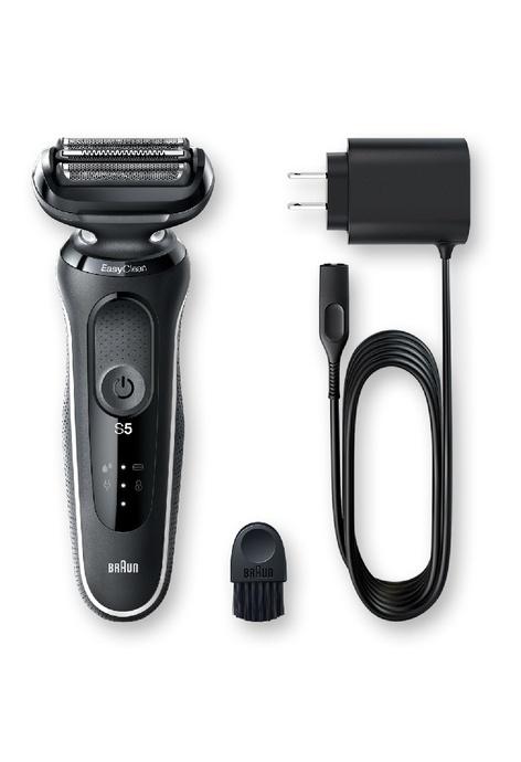 Braun 百靈牌 - Shaver Series5 50-W1000S 白色 乾濕兩用電鬚刨