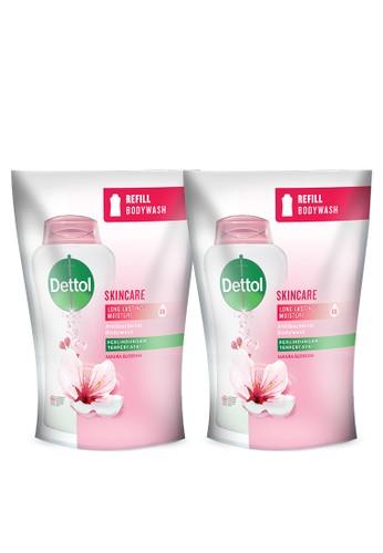 Dettol Dettol Sabun Mandi Cair Skincare 410g x 2pcs Refill [PAKET HEMAT] 64E8AES6CC3EF4GS_1
