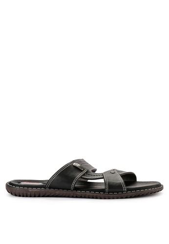 EKYDO black Sandal Esteban 032 M 20EBFSH1FA8F56GS_1
