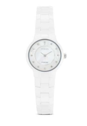Alida 圓框鍊錶,esprit 工作 錶類, 飾品配件