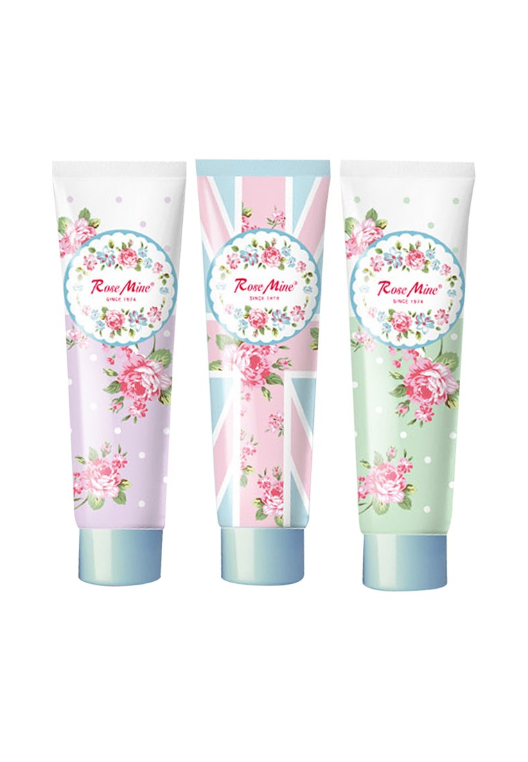 Rosemine Perfumed Hand Cream - Trio Set B