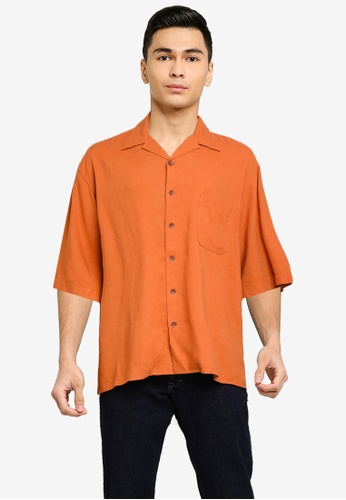 niko and ... brown Pocket Shirt B7AE3AA65123B7GS_1