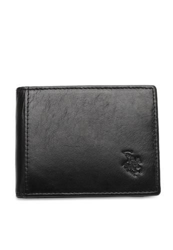 Swiss Polo black RFID Money Clip Wallet 48EDBAC88C0EEBGS_1