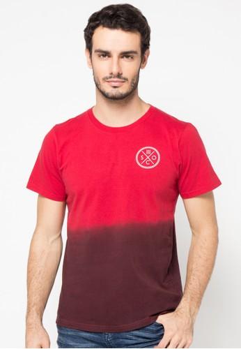 Square Logo Washed Tshirt