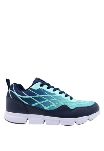 Precise blue Precise Treasure Sepatu Olahraga Pria - Mint 0E54FSHAD7B409GS_1