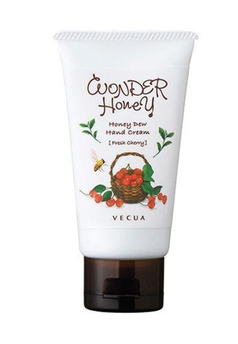 VECUA Honey Hand Cream  Fresh Cherry/ 70%  Honey VE413BE20YPVSG_1