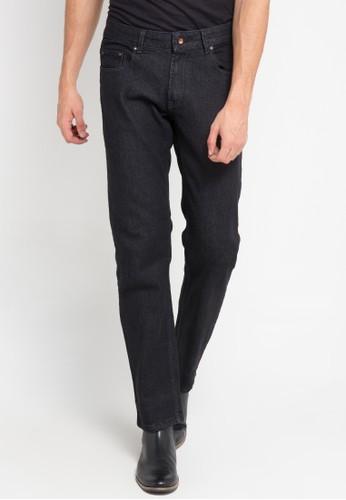 Jimmy Martin black Celana Panjang Denim Premium AF737AA6A04E79GS_1