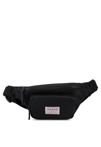 Guess black Originals Bum Bag C52BAAC53777D3GS_1