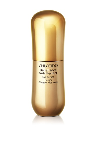 Shiseido gold Benefiance NutriPerfect Eye Serum, 15ml 8BEFABE4FF3C33GS_1
