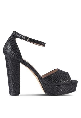 Dorothy Perkins black Black 'Swift' Platform Sandals DO816SH08YGTMY_1