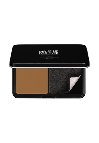 MAKE UP FOR EVER brown MATTE VELVET SKIN COMPACT - Full Coverage Foundation  10G Y535 B5CB1BEDDBC501GS_1
