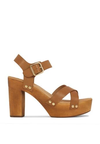 ROC Boots Australia brown Faith Tan Sandal RO289SH40BQDSG_1
