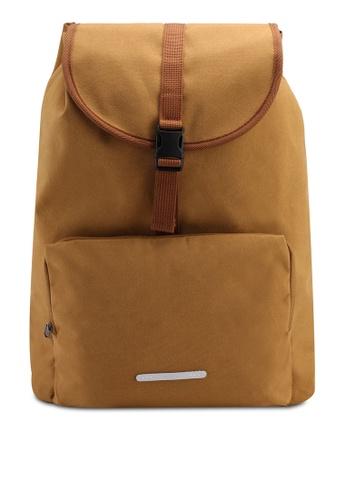 Rawrow brown Wax 231 R Cotna Backpack 0DE34ACC4D5FAAGS_1