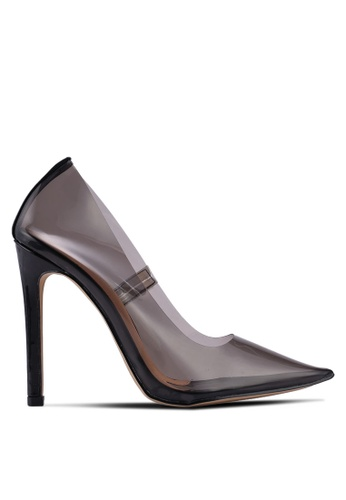 Public Desire black Extra Heels 8B529SH6A66153GS_1