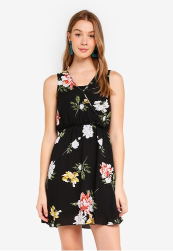 ONLY black Dalia Sarah Dress 9A0DCAAB26F297GS_1