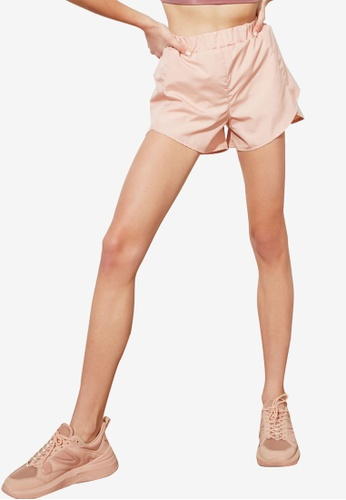 Trendyol pink Sports Shorts 72870AAC14CC00GS_1