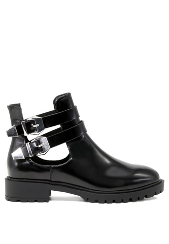 London Rag black Annabelle Ankle Boots 82CB4SH8642061GS_1