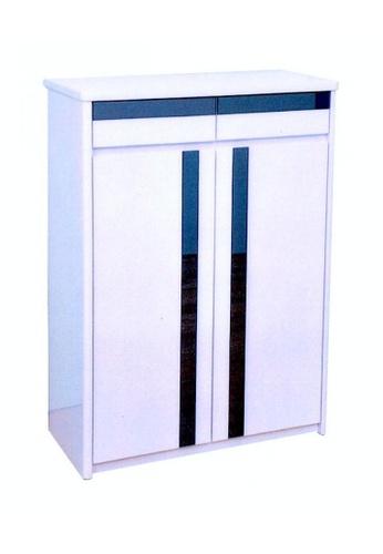 Choice Furniture white Choice Furniture - Sharon Shoe Cabinet D2B9FHL2AACB51GS_1