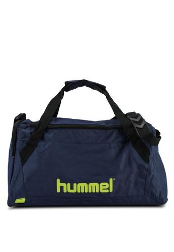 Hummel blue Core Sports Bag S F150CAC02FE569GS_1