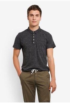 Image of 5 Buttons Pocket Polo Shirt
