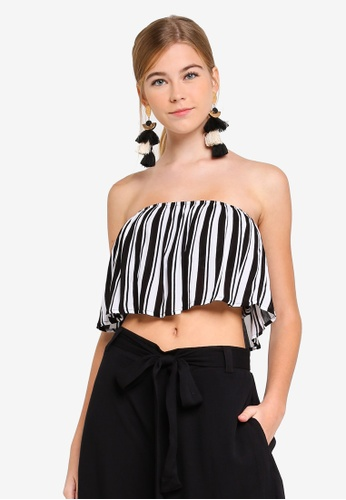 Supre multi Crop Frill Top ADFF1AA95DCE69GS_1