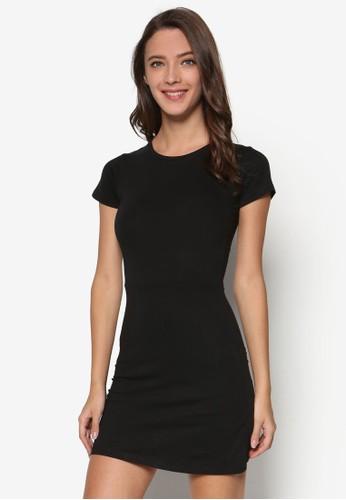 簡約休閒T 恤連身裙, 服esprit outlet飾, 簡約優雅風格