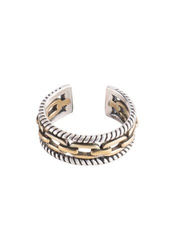 OrBeing white Premium S925 Sliver Geometric Ring 2FA6CAC70AA899GS_1