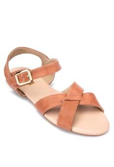 Tiana Flat Sandals