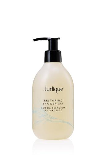 Jurlique Jurlique Restoring Shower Gel Lemon Geranium And Clary Sage 300mL 13331BEB45678BGS_1